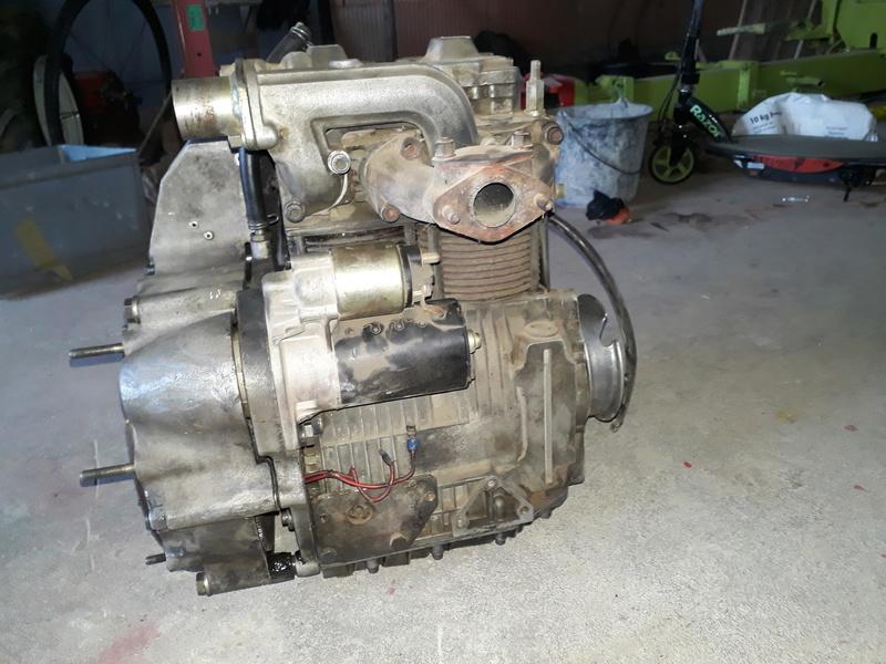 lombardini - (vends) moteurs lombardini 20171020