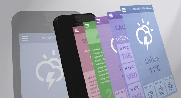 3D Effect for Mobile App Showcase  Appsho10