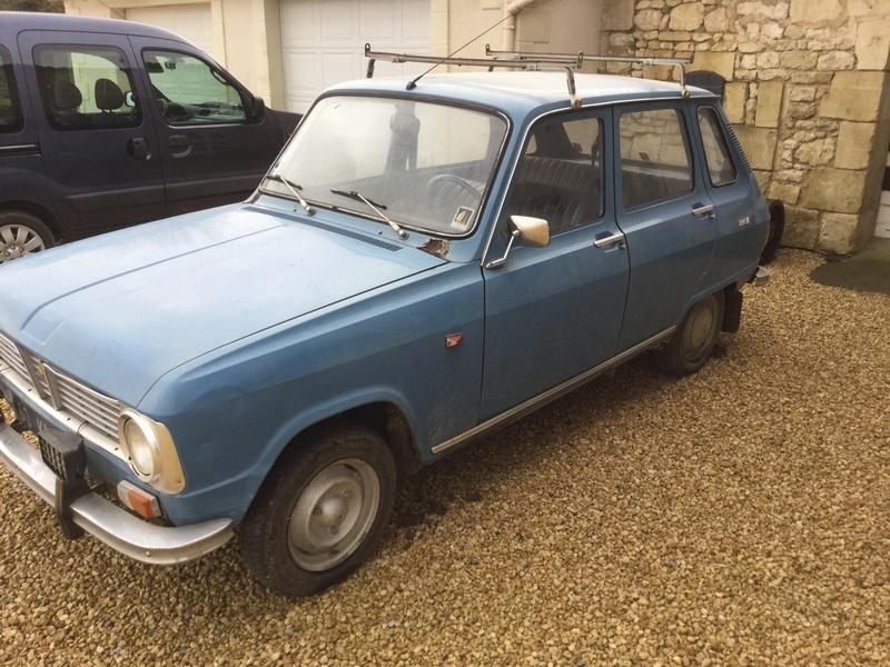 Vends Renault 6 r1180 1969 0ce36e10