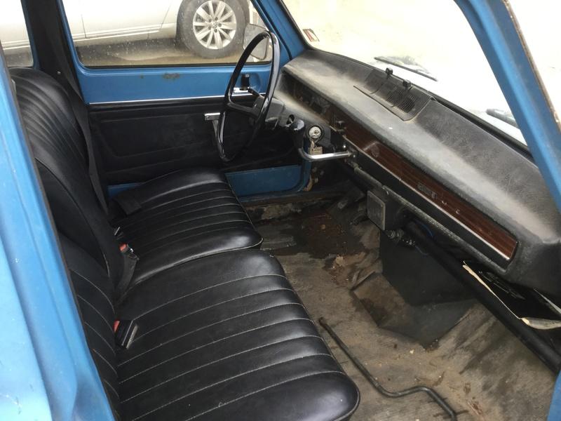 Vends Renault 6 r1180 1969 2ce84510