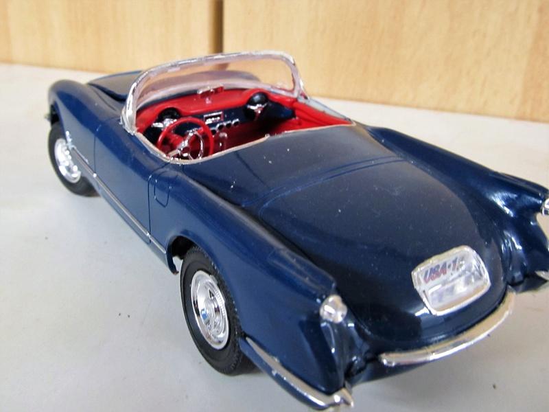 Chevrolet Corvette - von 1953 bis 2009 1955_c11