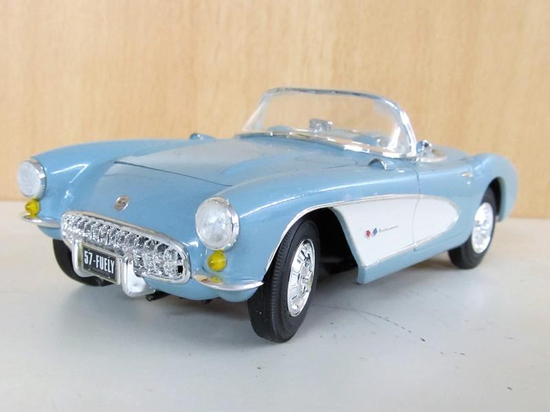 Chevrolet Corvette - von 1953 bis 2009 1957_c10