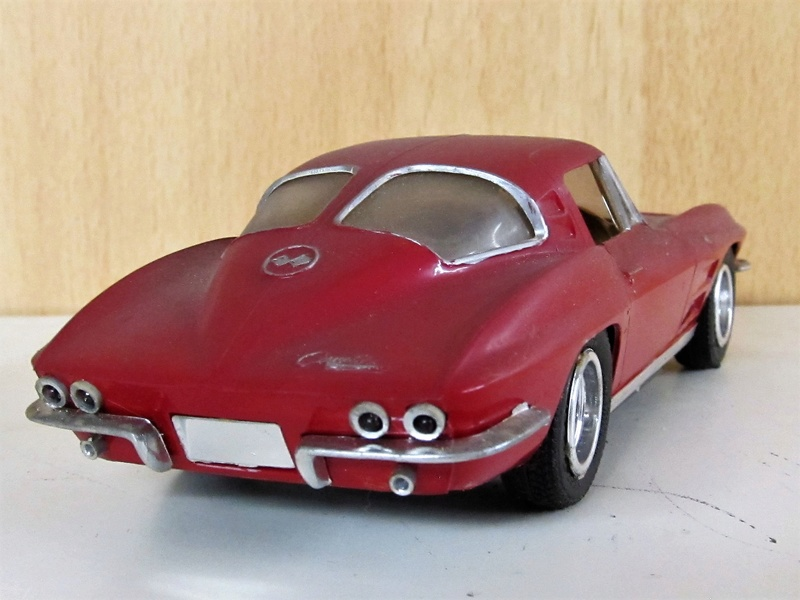 Chevrolet Corvette - von 1953 bis 2009 1963_c10