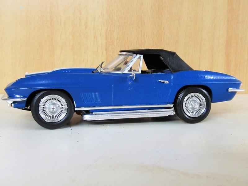 Chevrolet Corvette - von 1953 bis 2009 1967_c11