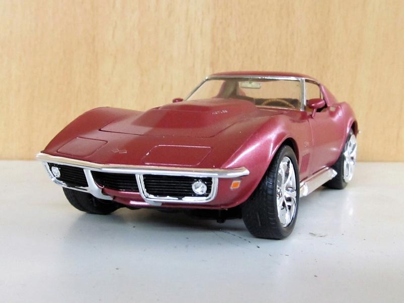 Chevrolet Corvette - von 1953 bis 2009 1969_c11