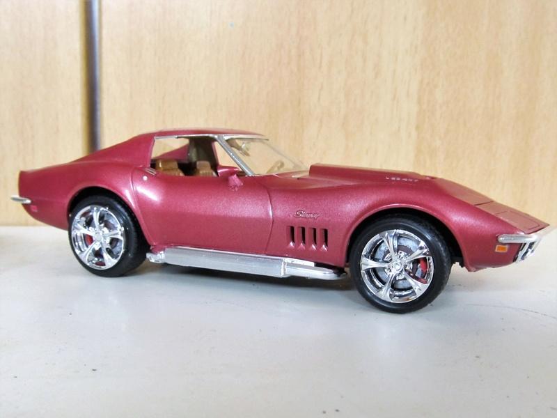 Chevrolet Corvette - von 1953 bis 2009 1969_c12