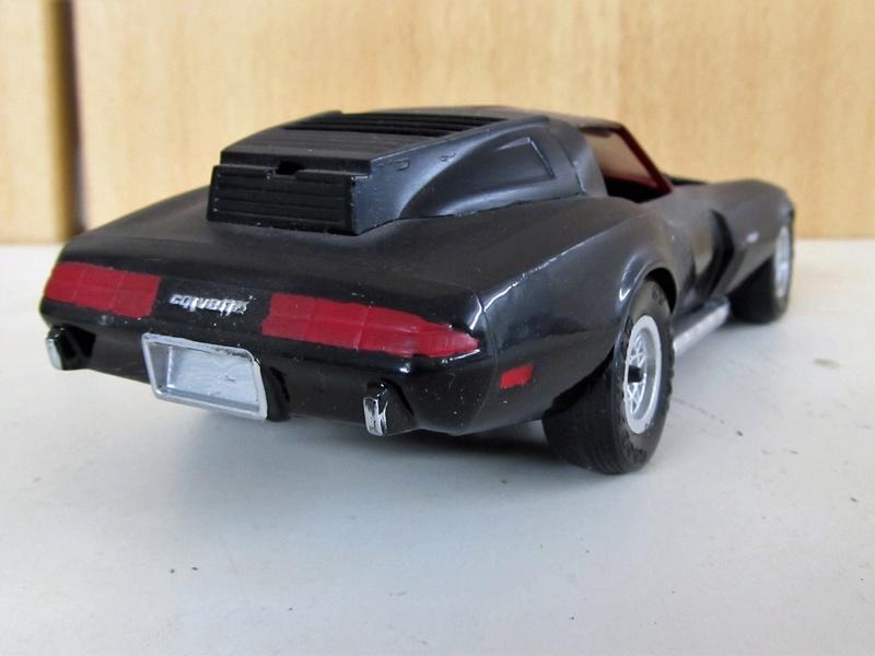 Chevrolet Corvette - von 1953 bis 2009 1970x_10