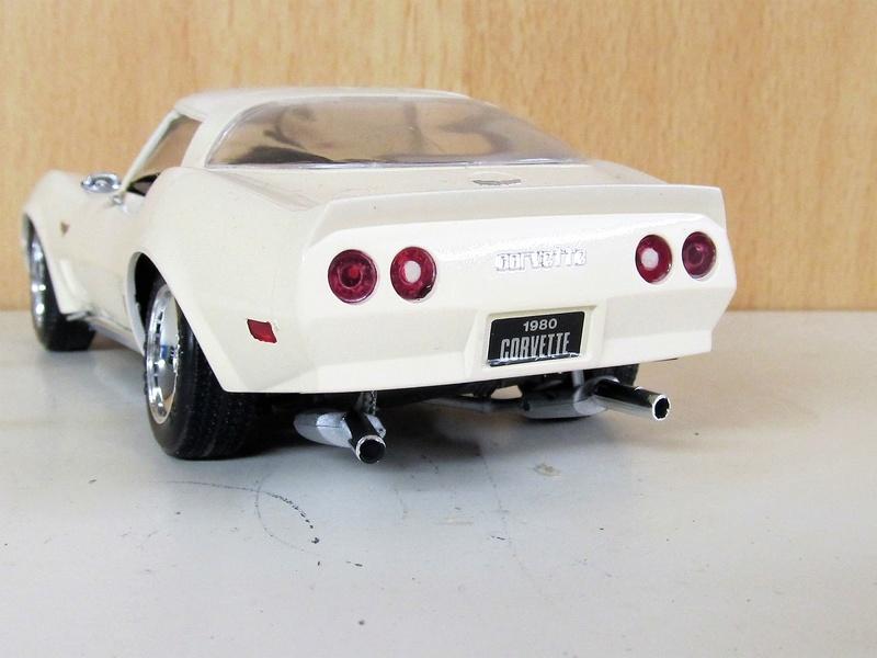 Chevrolet Corvette - von 1953 bis 2009 1980_c10