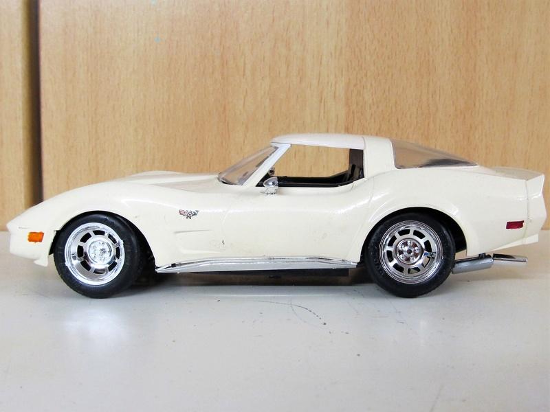 Chevrolet Corvette - von 1953 bis 2009 1980_c12