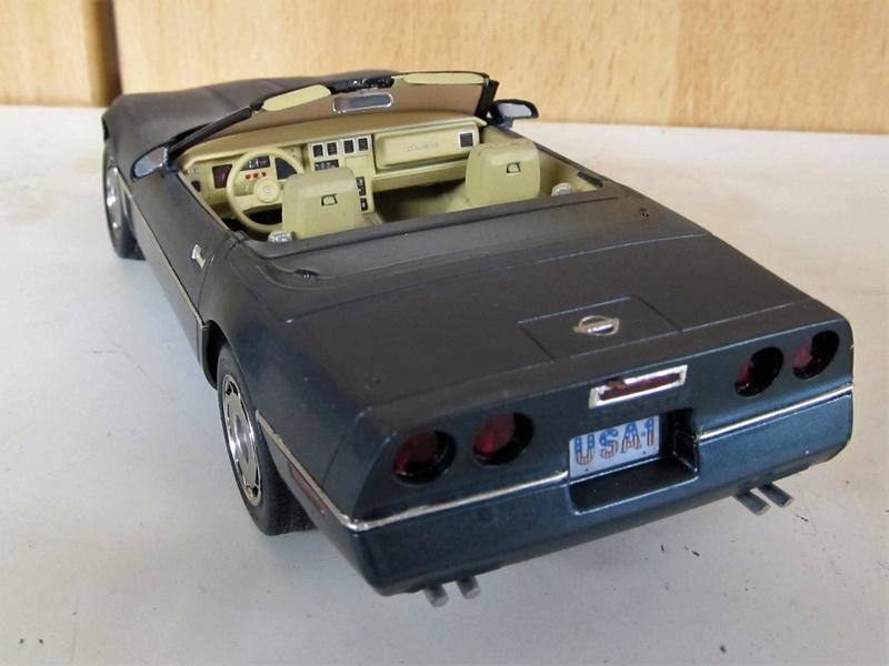 Chevrolet Corvette - von 1953 bis 2009 1985_c10