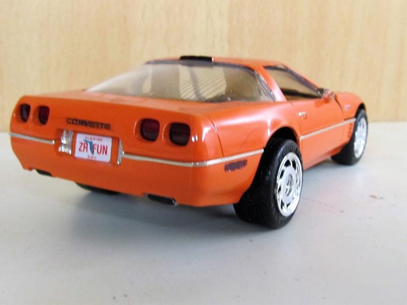 Chevrolet Corvette - von 1953 bis 2009 1991-111