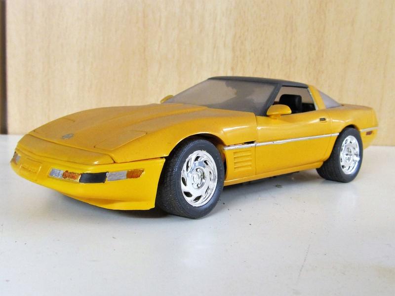 Chevrolet Corvette - von 1953 bis 2009 1991-114
