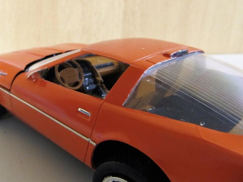 Chevrolet Corvette - von 1953 bis 2009 1991-115