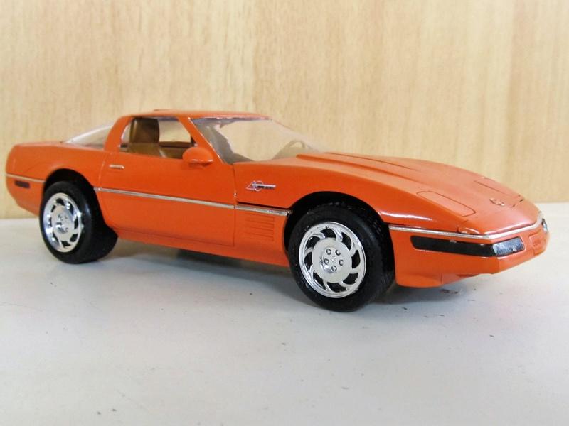 Chevrolet Corvette - von 1953 bis 2009 1991-116
