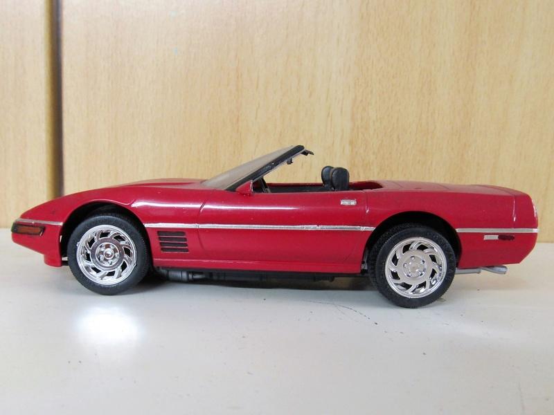 Chevrolet Corvette - von 1953 bis 2009 1991-118