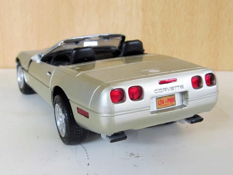 Chevrolet Corvette - von 1953 bis 2009 1991-119