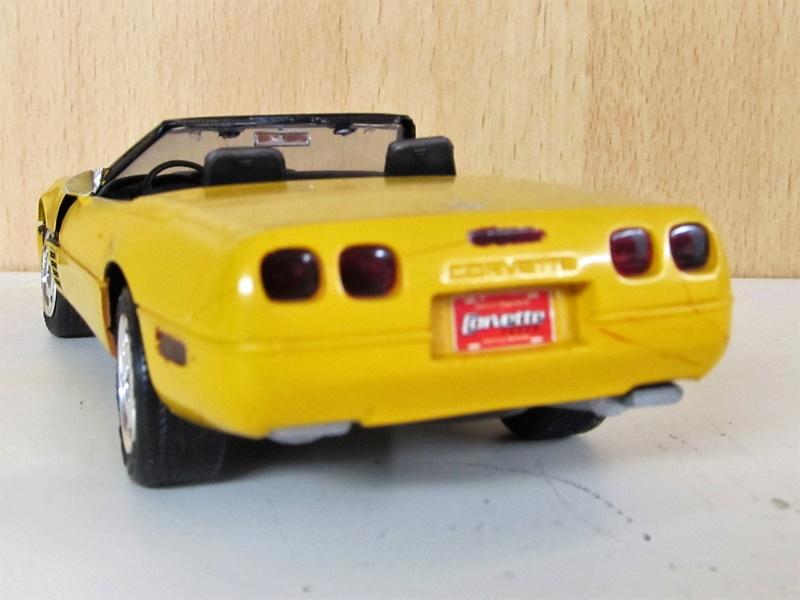 Chevrolet Corvette - von 1953 bis 2009 1991-121