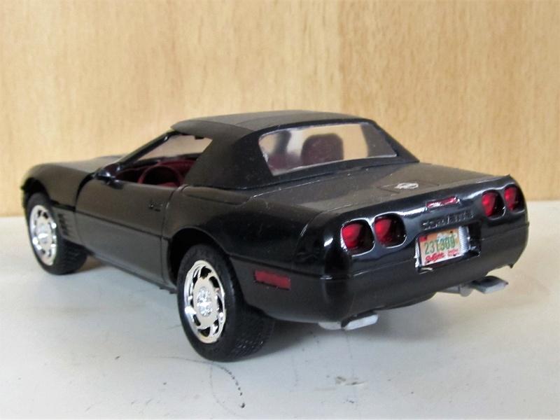 Chevrolet Corvette - von 1953 bis 2009 1991-123