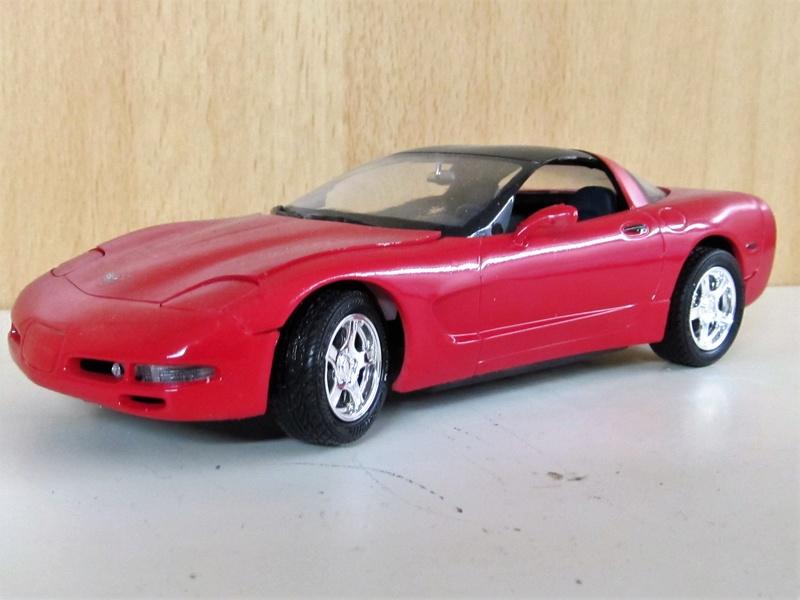 Chevrolet Corvette - von 1953 bis 2009 1997_c10