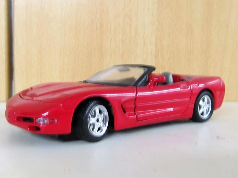 Chevrolet Corvette - von 1953 bis 2009 1997_c13