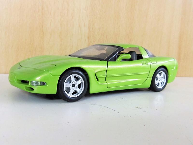 Chevrolet Corvette - von 1953 bis 2009 1997_c14