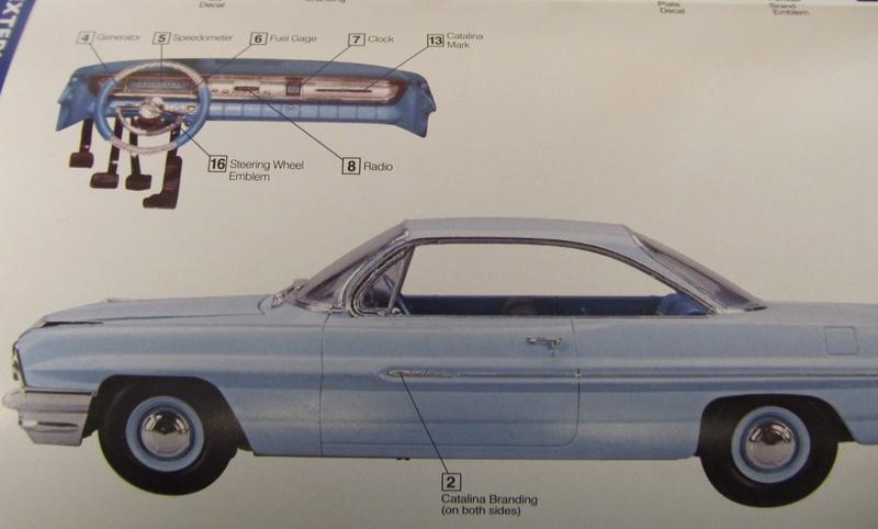 1961 Pontiac Catalina / Moebius, 1:25 Img_5427