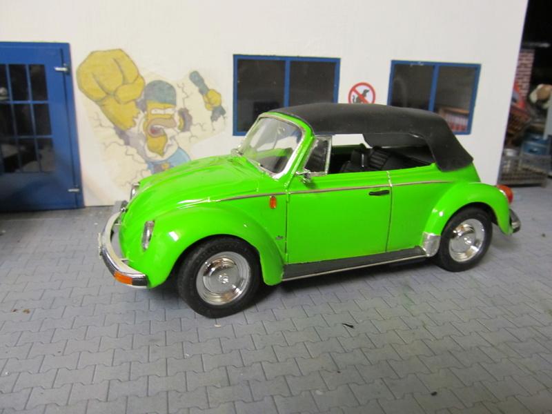 VW 1303 S Cabriolet / Aoshima 1 zu 24 Img_5450