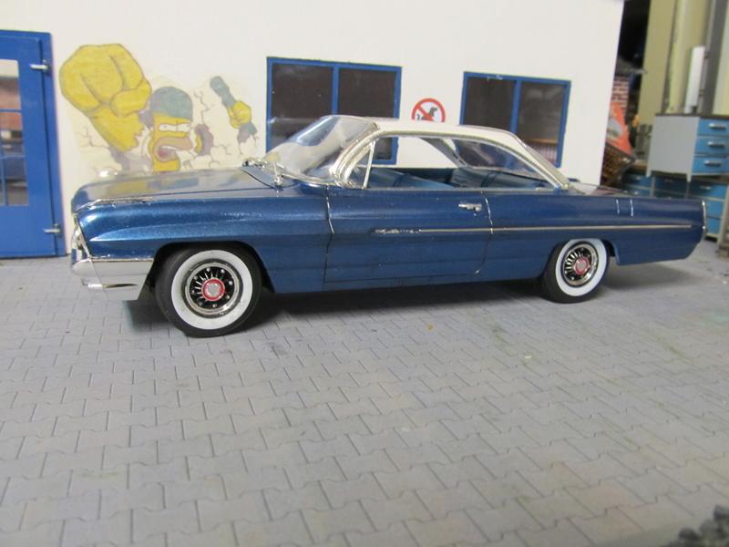 1961 Pontiac Catalina (Moebius 1 zu 25) Img_5510