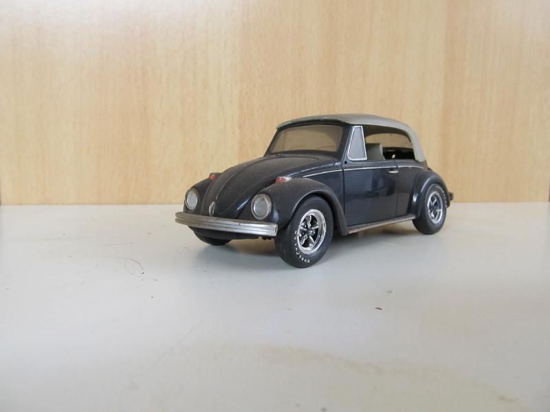VW 1303 S Cabriolet / Aoshima 1 zu 24 Vw_kyf10