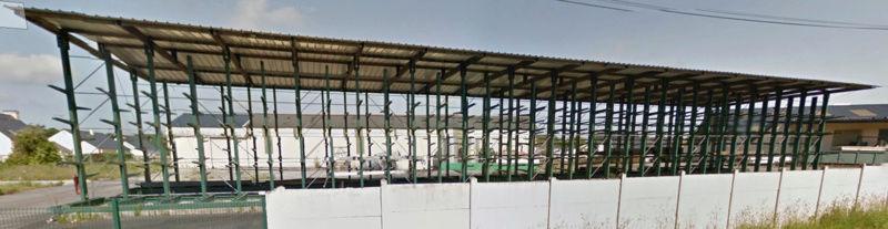 Stockage de plots sur rayonnages Cantilever Intérieur et Extérieur Captur10