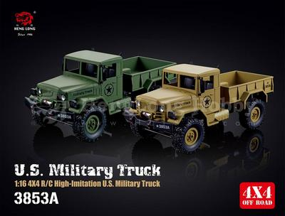 Heng Long Military Truck 1:16 Henglo10