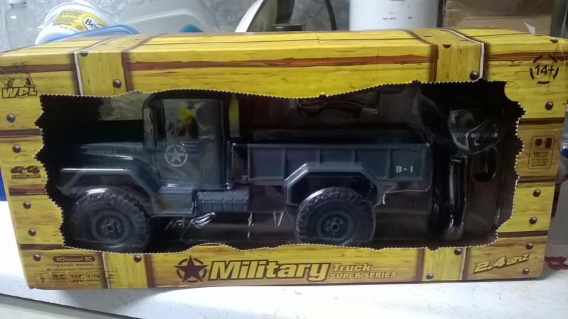 Heng Long Military Truck 1:16 Wp_20111