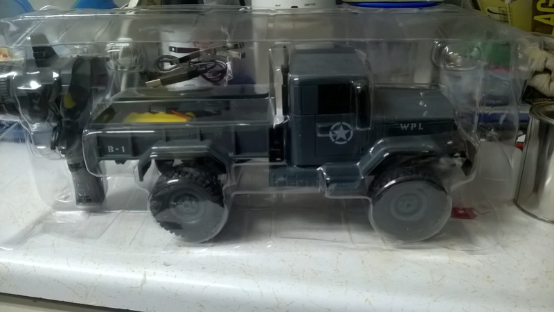 Heng Long Military Truck 1:16 Wp_20112