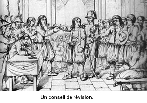 L'infanterie Française de la révolution à la fin de l'empire Conscr10