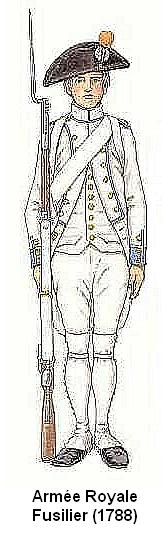 L'infanterie Française de la révolution à la fin de l'empire Fantas10