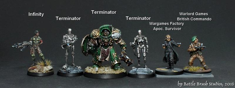 Terminator - le jeu de plateau ! Size10