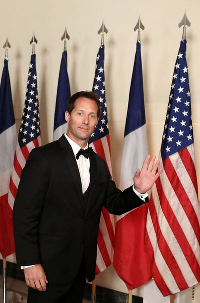 Thomas Pesquet - Astronaute français - Page 7 Diner_10