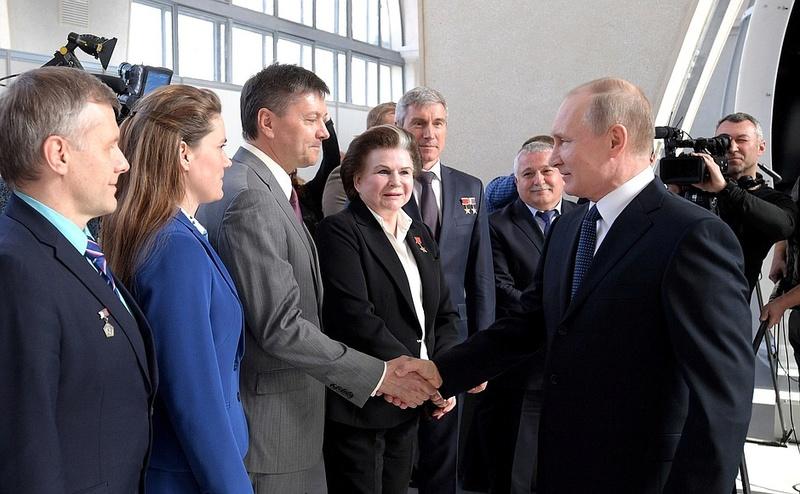 Le Pavillon Cosmos a réouvert à Moscou ! Moscou10