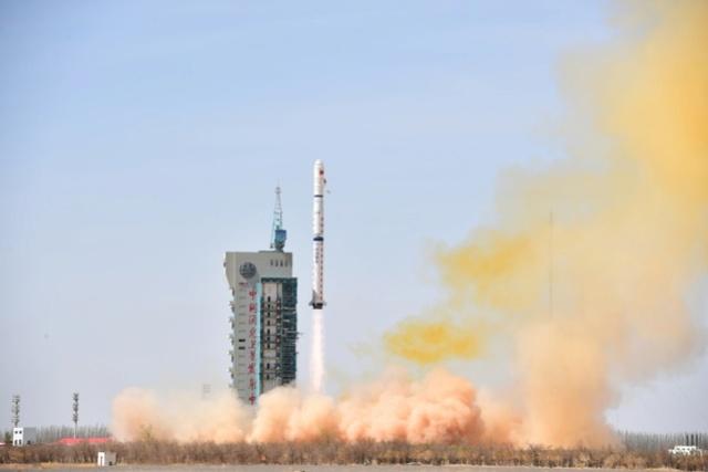 CZ-4C (3x Yaogan-31) - 10.4.2018 Yaogan10