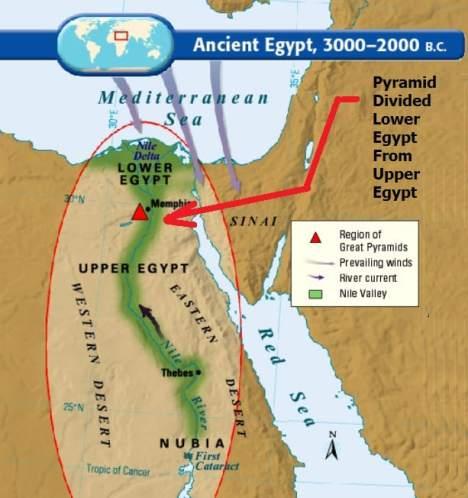 Pyramides d'Égypte Monument d'Henok et Nouv Jérusalem 74878710