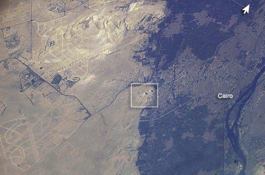 Pyramides d'Égypte Monument d'Henok et Nouv Jérusalem C6dodx10