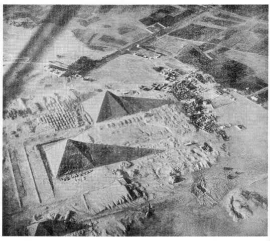 Pyramides d'Égypte Monument d'Henok et Nouv Jérusalem Huit-f10