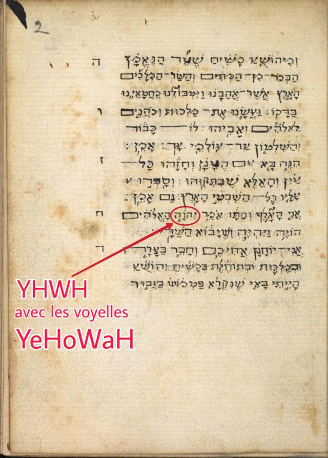 Découverte du Livre de l'Apocalypse en Hébreu  Picsar85