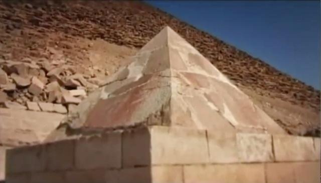 Pyramides d'Égypte Monument d'Henok et Nouv Jérusalem Pyrami10