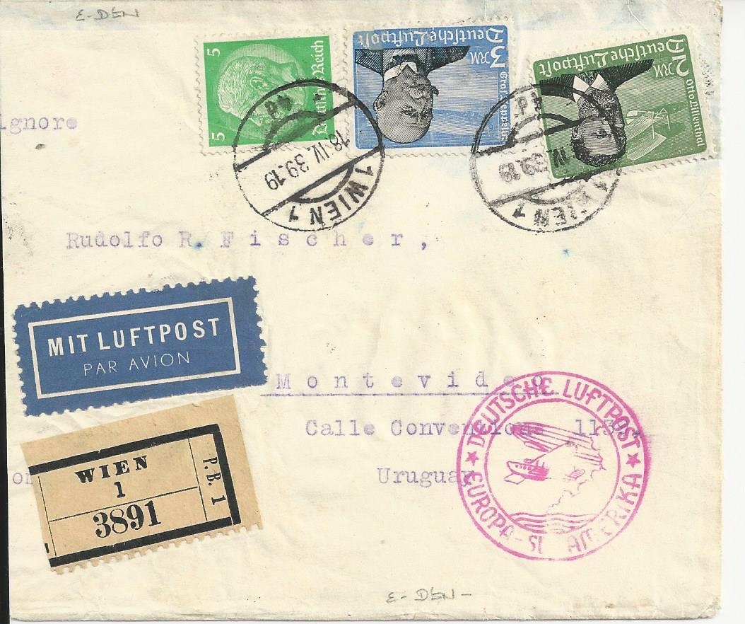 Österreich im III. Reich (Ostmark) Belege - Seite 13 Bild103
