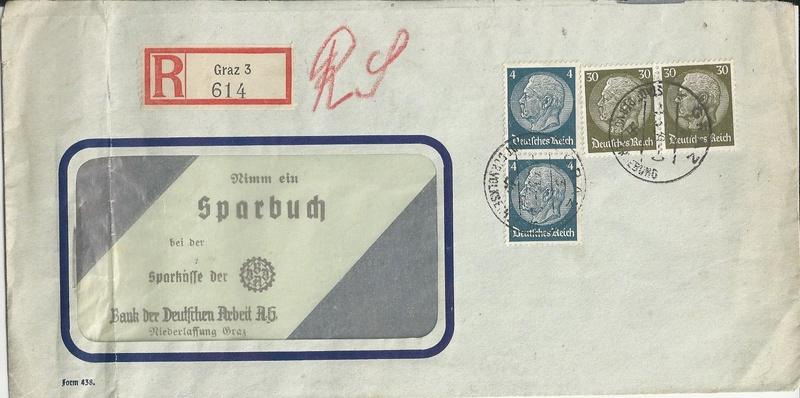 Österreich im III. Reich (Ostmark) Belege - Seite 10 Bild12