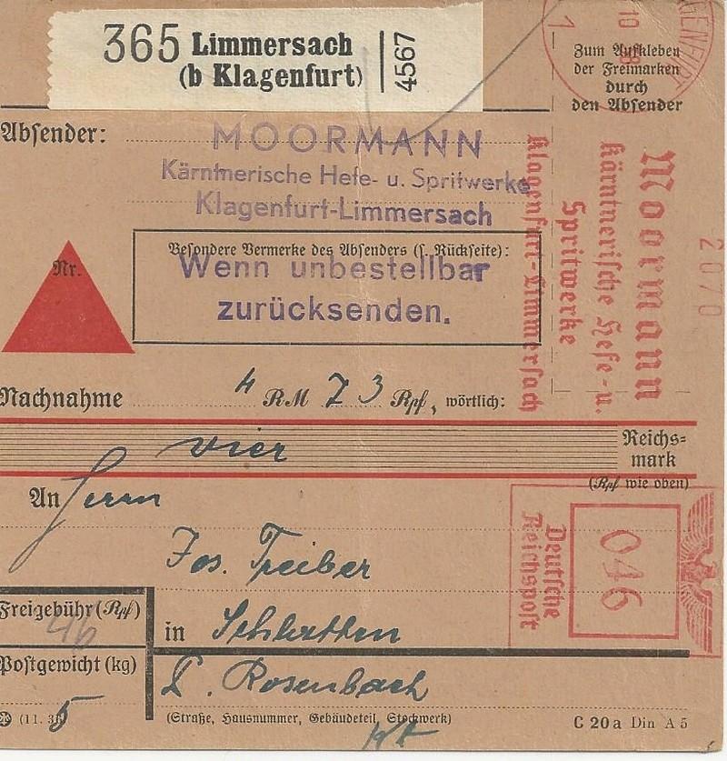 Österreich im III. Reich (Ostmark) Belege - Seite 10 Bild13