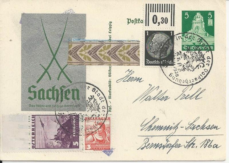 Österreich im III. Reich (Ostmark) Belege - Seite 10 Bild14