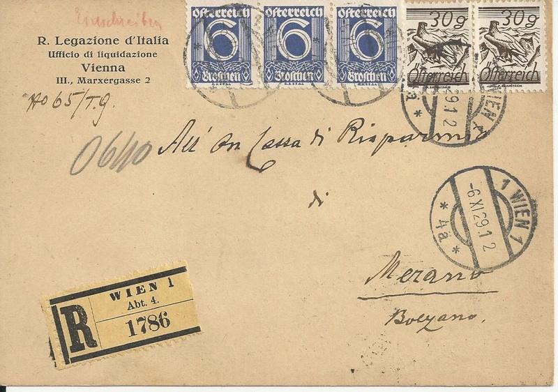 Österreich 1925 - 1938 - Seite 8 Bild18