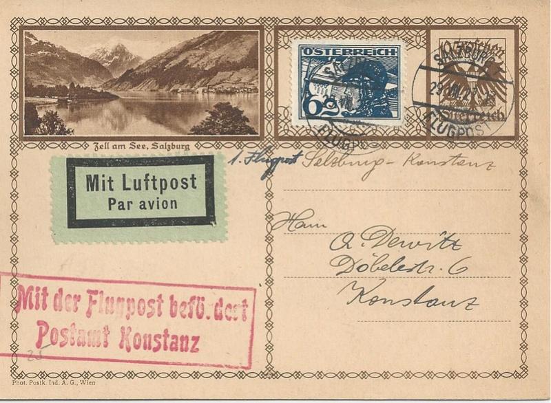 Österreich 1925 - 1938 - Seite 8 Bild31